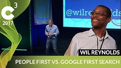 Wil Reynolds on a Consumer First Approach to Marketing | C3 2017