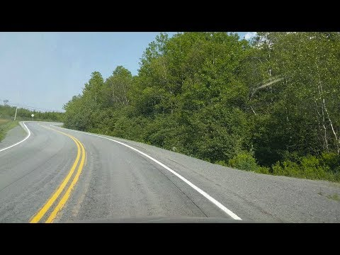 Driving all of Nova Scotia's Route 212