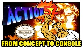 Action 52 - History of the Worst Game ever made! - From Concept to Console