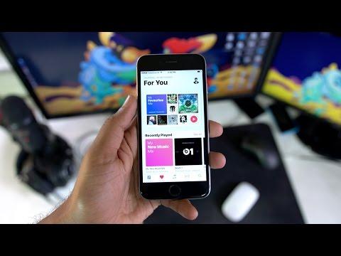 In-depth: Apple Music in iOS 10