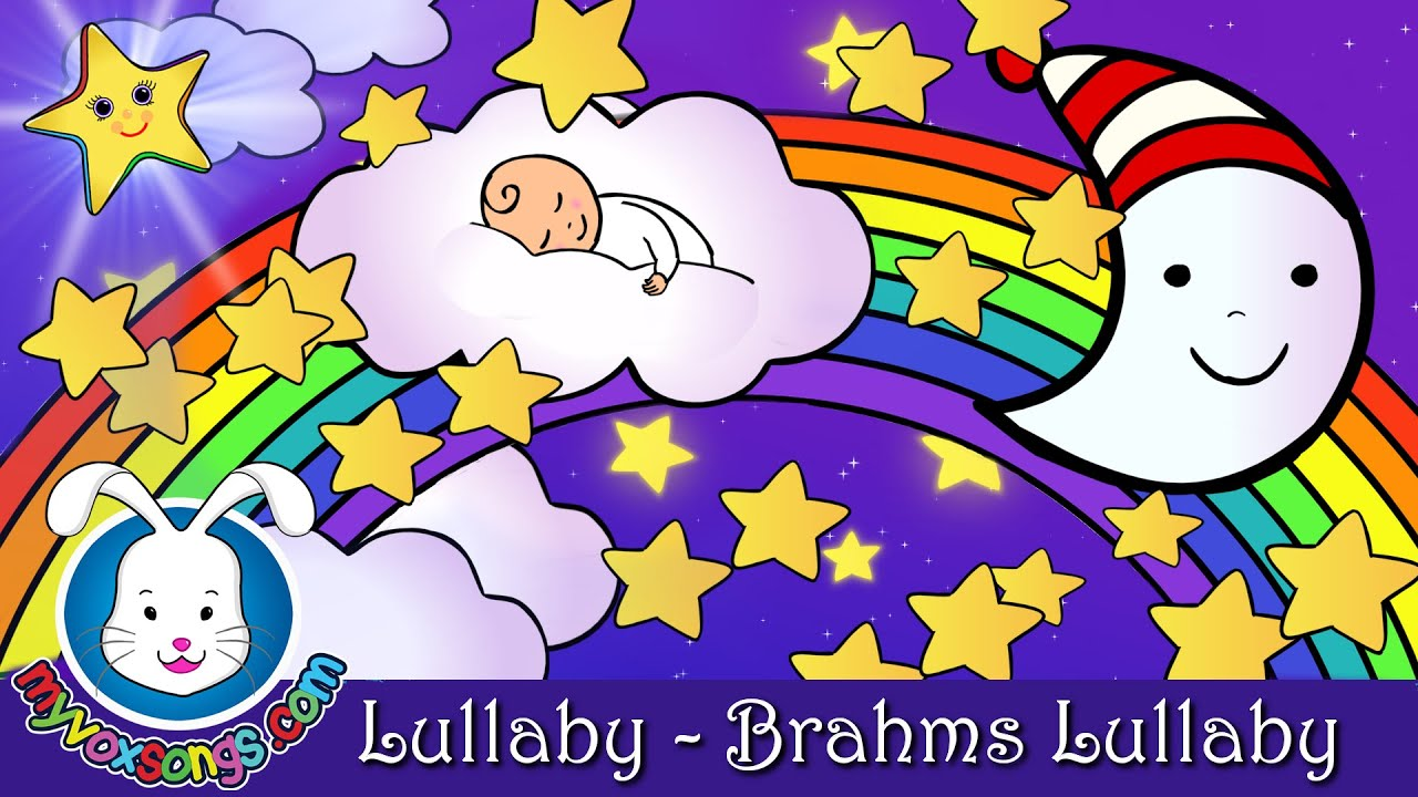 Lullaby Brahms Lullaby Bedtime Lullabies Youtube