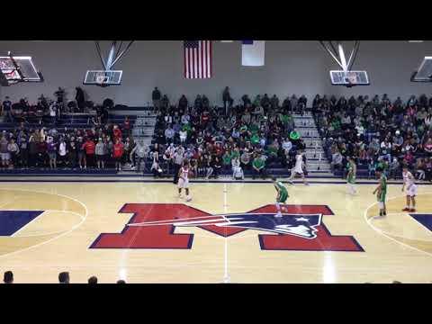 Feb 16 2019 Metro vs Adair High School Basketball