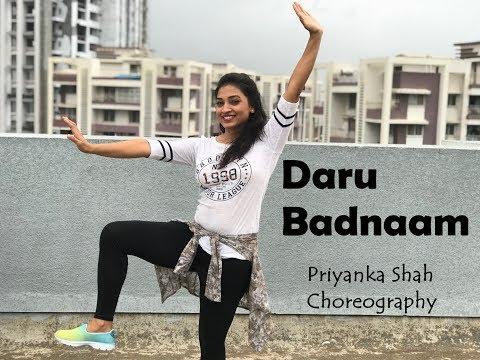 Daru Badnaam   Param Singh & Kamal Kahlon   Priyanka Shah Choreography