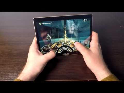Asus Pad (Tab) 10 (M160) GTA 5 (GTA SA MOD) + Assassins Creed Pirates Android 5.1