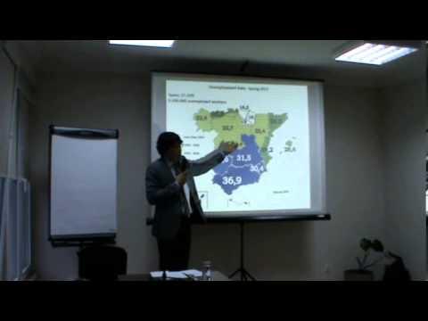 Crisis in Spain   David Sanz Bas