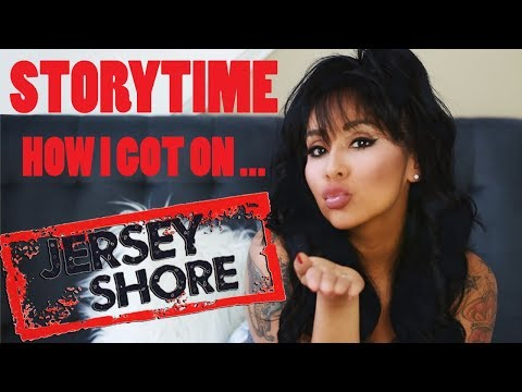 SNOOKI'S STORY TIME: How I got on Jersey Shore