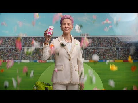 Schmidt's Natural Deodorant Is Strong Enough for Soccer Star Megan Rapinoe, But Made for Everyone