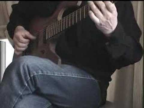 Solo Jazz Guitar Lullaby of birdland I got rhythm - YouTube