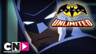 Batman Unlimited | Bank Robbery Gone Wrong | Cartoon Network