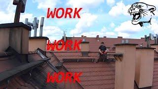Work Work Work: 1. Wymiana nasad kominowych