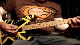 "Van Halen ""Little Dreamer"" Guitar Lesson"