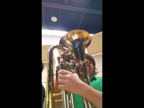 Lima north middle school_band