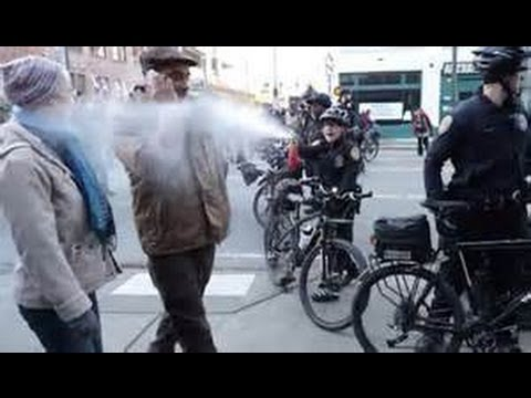 Seattle Teacher Pepper Sprayed By Police On MLK Day - Mark Taylor-Canfield - Jeff Santos Show