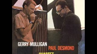 Gerry Mulligan & Paul Desmond Quartet - Line for Lyons