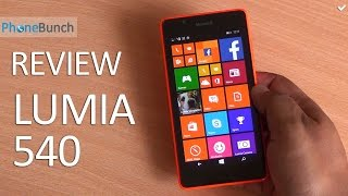 microsoft Lumia 540 Dual SIM Review