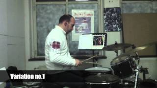 Dimitrios Kosmidis--Jazz lick of the week #3 Billy Drummond