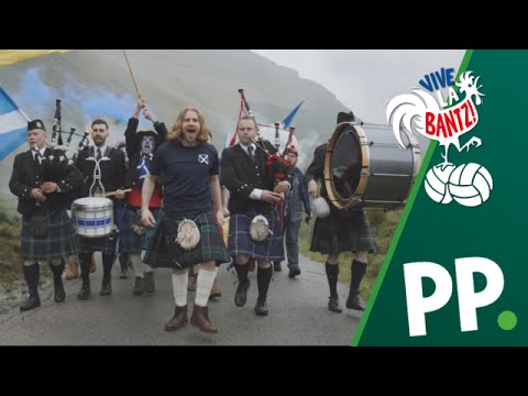 Paddy Power presents Scotland's Euro 2016 anthem