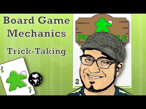 Board Game Mechanics - Trick-Taking