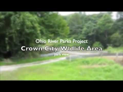 290 OH Gallia Crown City Wildlife Area Park View