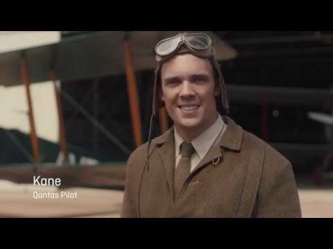 Qantas unveils new safety video to celebrate centenary