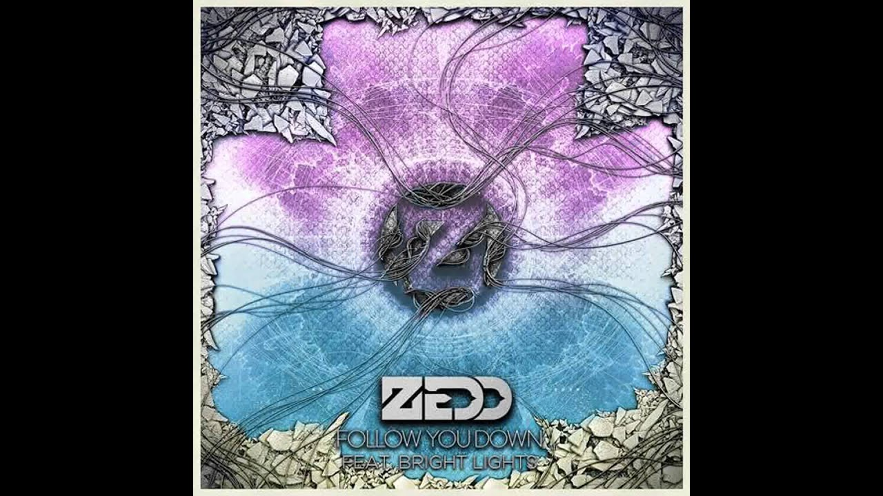 Zedd - Follow You Down (Radio Edit) [feat. Bright Lights ... Zedd Find You Album Cover