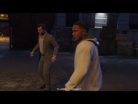 Gta 5 Story Option A Franklin tötet Trevor