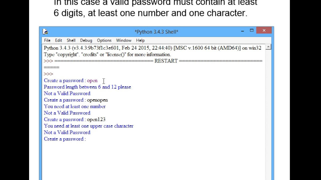 Validating email address in java using regular expression in python