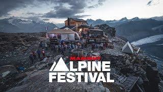 Mammut Alpine Festival - First 4,000-m peak climb