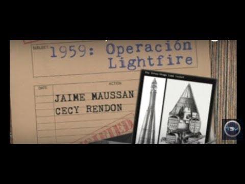 """CONTACTO: Presentación libro """"Operación Lightfire"""", Avión Casi Colisiono con Ovni (030917)"""