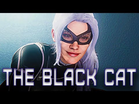Spider-Man - The Story Of Black Cat // The Cats Print Trophy