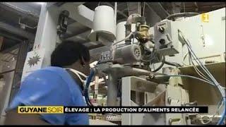 Macouria: Relance de l'usine de production locale d'aliments pour animaux