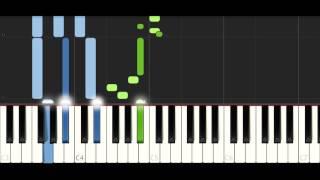 K 391 Everybody PIANO TUTORIAL