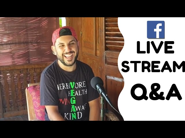 Daily Live Stream Q&A   Over $100 of Purium Health, New Year, New Me, Business, Podcast and more!