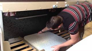 How To Build Caravan Bunk Beds