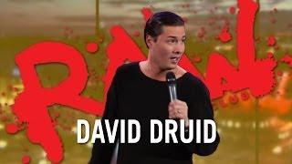 Gröna Lund  - David Druid | RAW COMEDY