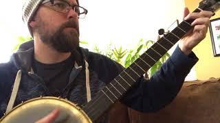 Red River Valley (Frailing Banjo)