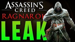 MEGA LEAK - Assassin's Creed Ragnarok Details NEU - Assassin's Creed Kingdom 2020