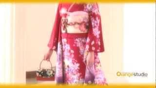 フリーペーパー「REAL」× オレンジスタジオ名古屋 「成人式photo」 thumbnail