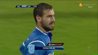Gaz Metan - CSU Craiova -  Elvir Koljic egaleaza in minutul 75, 2-2!