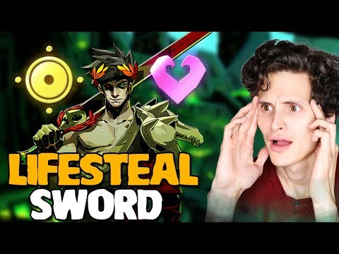 Hades - Sword Win | Insane Lifesteal! (Now Removed From Game)