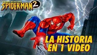 Spider-Man 2 Enter Electro: La Historia en 1 Video