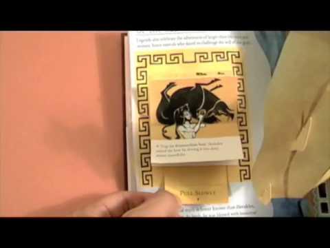Encyclopedia Mythologica: Gods and Heroes - Waterstone's