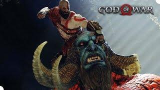 GOD OF WAR #11 - A Libertação e O Conflito! (PS4 Pro Gameplay em Português PT BR)