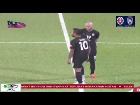 South China vs JDT 1 - 3 (AGG 2 - 4 ) | AFC Cup 2015
