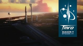 The SpaceX Interplanetary Transport System - 9.31