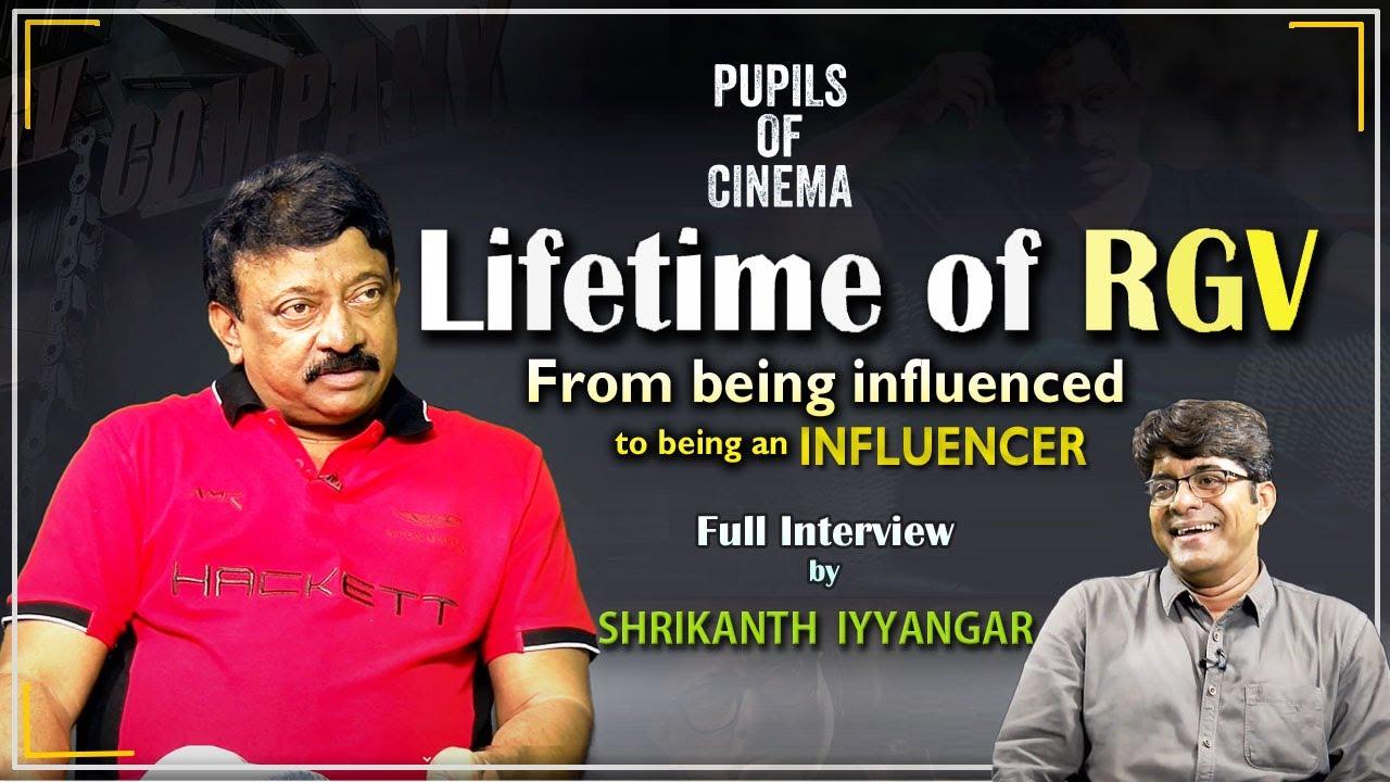Download Experiences of RGV   RGV Interview!   Shrikanth Iyyangar   Pupils of Cinema   Eagle Media Works