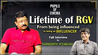 Experiences of RGV | RGV Interview! | Shrikanth Iyyangar | Pupils of Cinema | Eagle Media Works