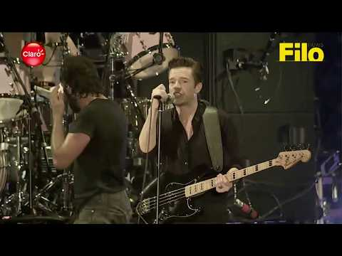The Killers (with Maxi & Lucas) - For Reasons Unknown