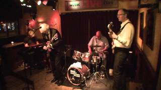 BLUES SWING FOR B.B.KING   Vincent Moser and  Band