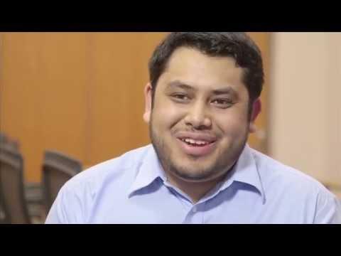 Meet Alan - A Working Learner